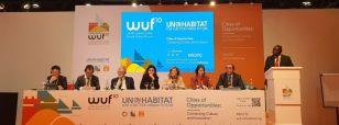 World Urban Forum 10 - Session UN HABITAT Urban-Rural-Linkages - Photo: UN-HABITAT