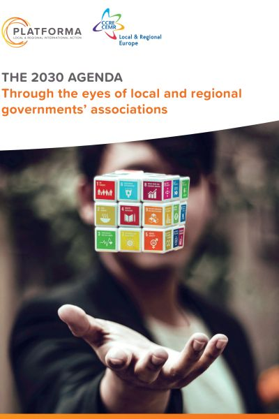 Bentz et al. 2020: The Agenda 2030: Through the eyes of local and regional governments' associations | PLATFORMA und Council of European Municipalities and Regions (CEMR)