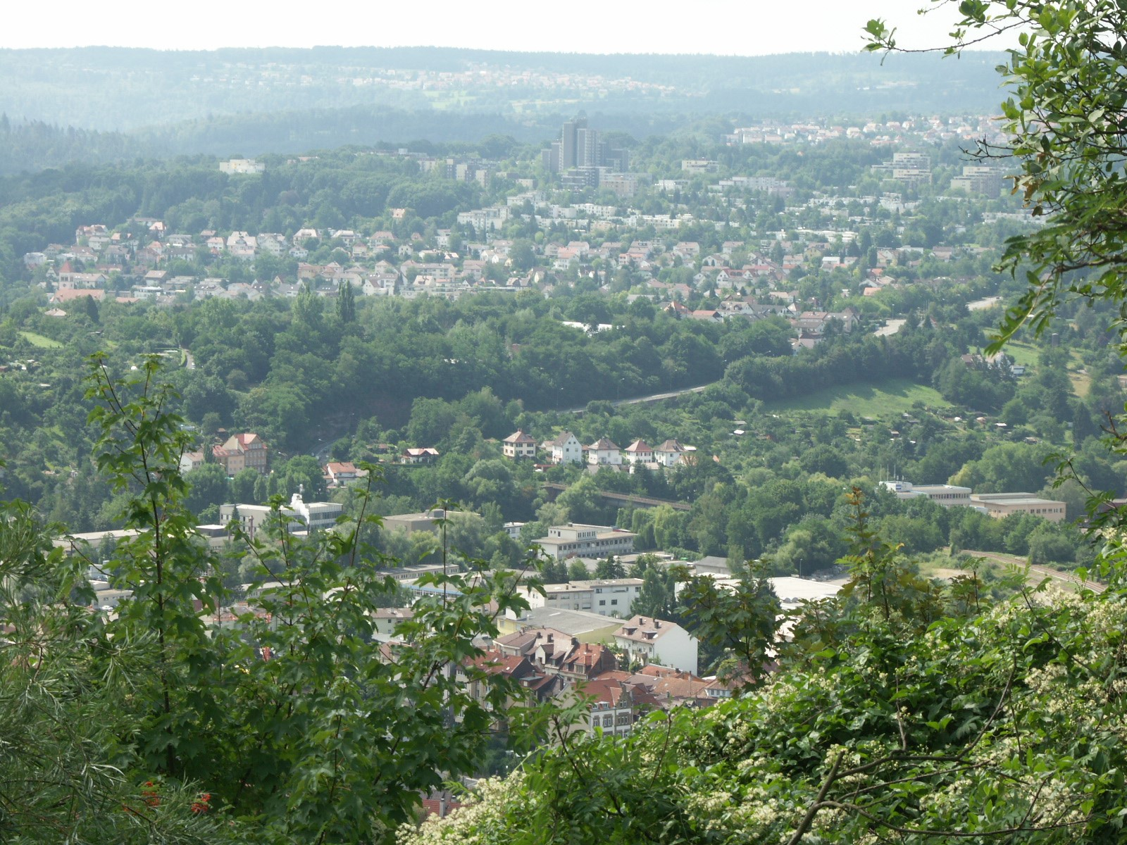 KoOpRegioN: urban agglomeration around the city of Pforzheim © rvnsw